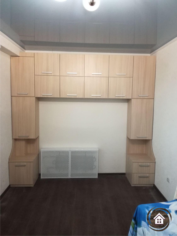 шкаф в гостинную 1
